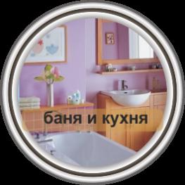 продукти за кухня и баня