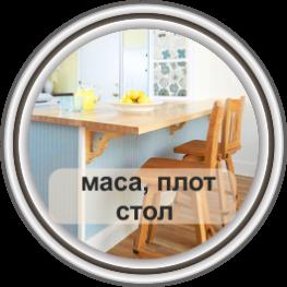 продукти за вътрешни мебели