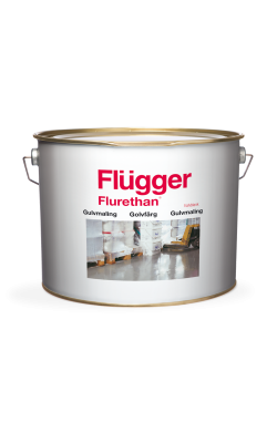 Flugger Flurethan  / Флюгер Флуретан 3л - светли цветове