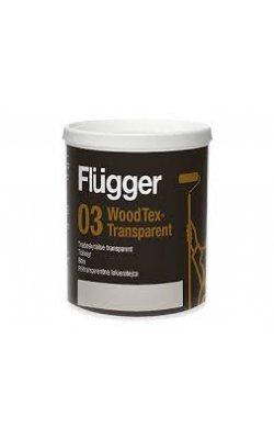 Flugger Woodtex 05  /    Флюгер водоразтворим лак    0.75л.