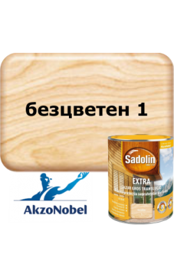 Sadolin Extra   /  Садолин  Екстра - 0,75л. безцветен 1
