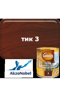 Sadolin Extra   /  Садолин  Екстра - 0,75л.тик 3