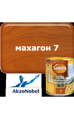 Sadolin Extra   /  Садолин  Екстра - 2,5л. махагон 7