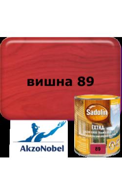 Sadolin Extra   /  Садолин  Екстра - 0,75л. -Вишна 89
