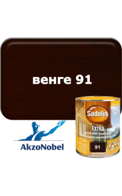 Sadolin Extra   /  Садолин  Екстра - 0,75л. -Венге 91