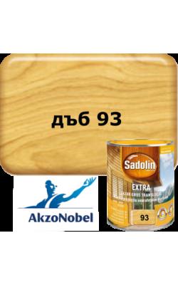Sadolin Extra   /  Садолин  Екстра - 0,75л. дъб 93